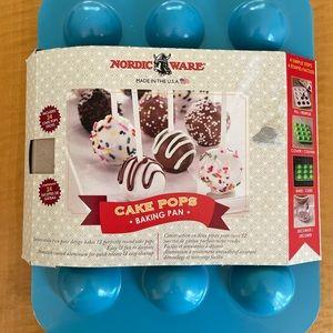 Cake Pop Baking Pan by Nordic Ware